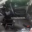 Ford Fiesta FL MT AA spy 04