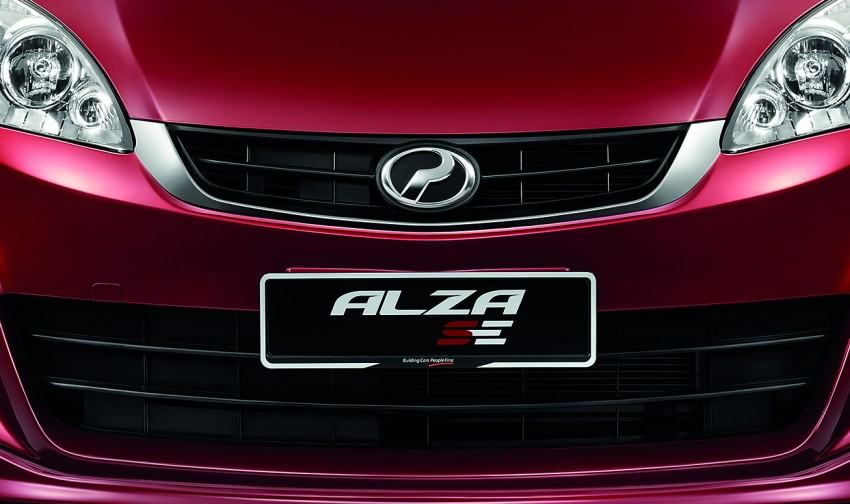 Perodua Alza facelift officially revealed, from RM52,400 Image #221534