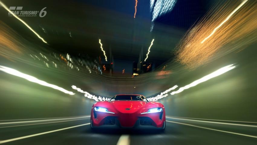Toyota FT-1 concept shocks Detroit – the next Supra? Image #221991