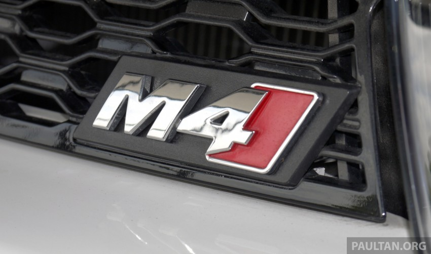 Great Wall Haval M4 SUV coming in May, under RM50k Image #225196