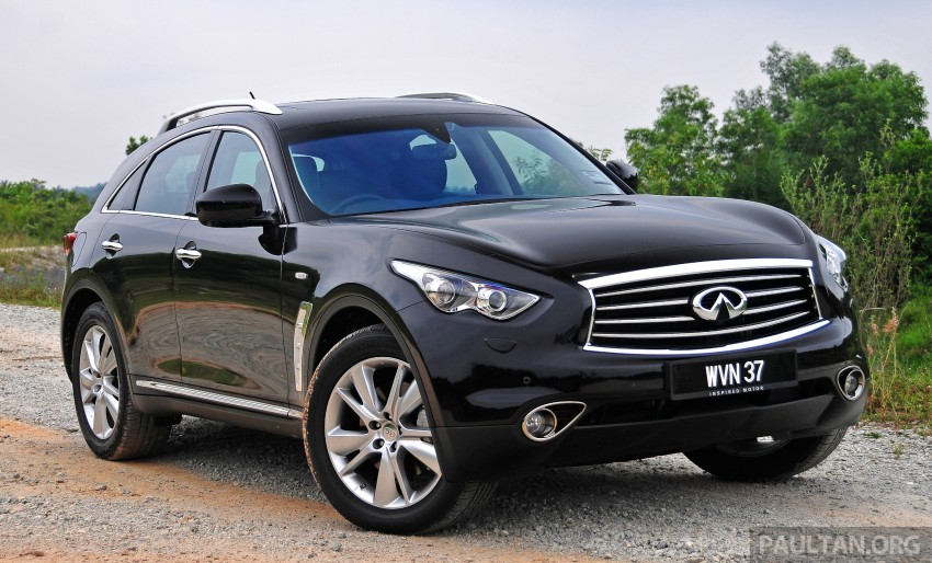 Daimler and Infiniti jointly developing a new platform Image #225097