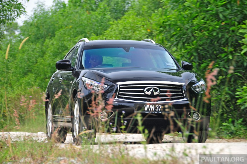 Daimler and Infiniti jointly developing a new platform Image #225100