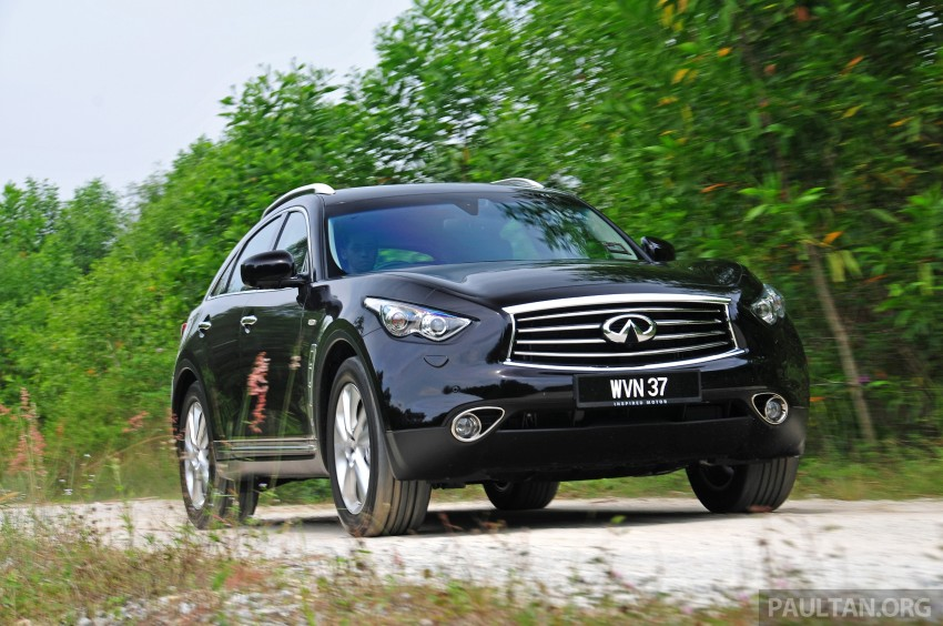 Daimler and Infiniti jointly developing a new platform Image #225101