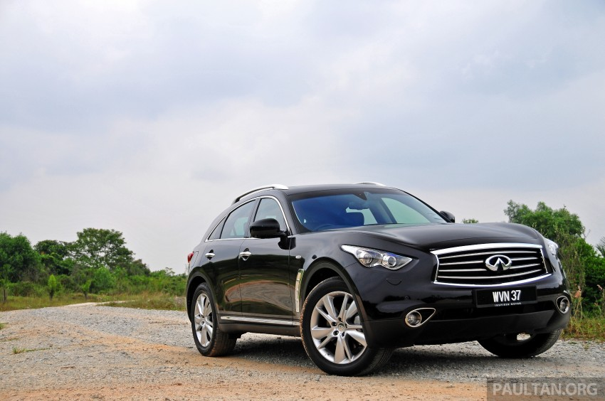 Daimler and Infiniti jointly developing a new platform Image #225107