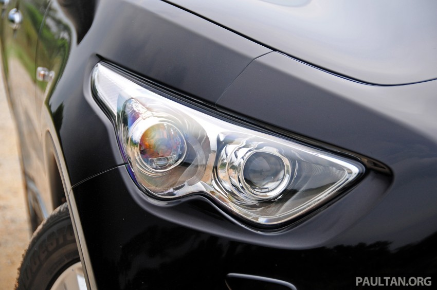 Daimler and Infiniti jointly developing a new platform Image #225114