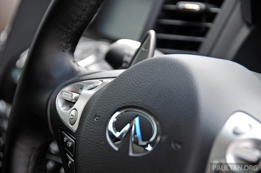 Daimler and Infiniti jointly developing a new platform Image #225119