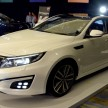 Kia Optima K5 FL 14