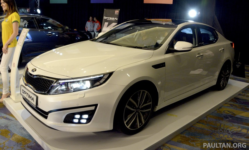 Kia Optima K5 facelift officially launched – RM149,888 Image #222551