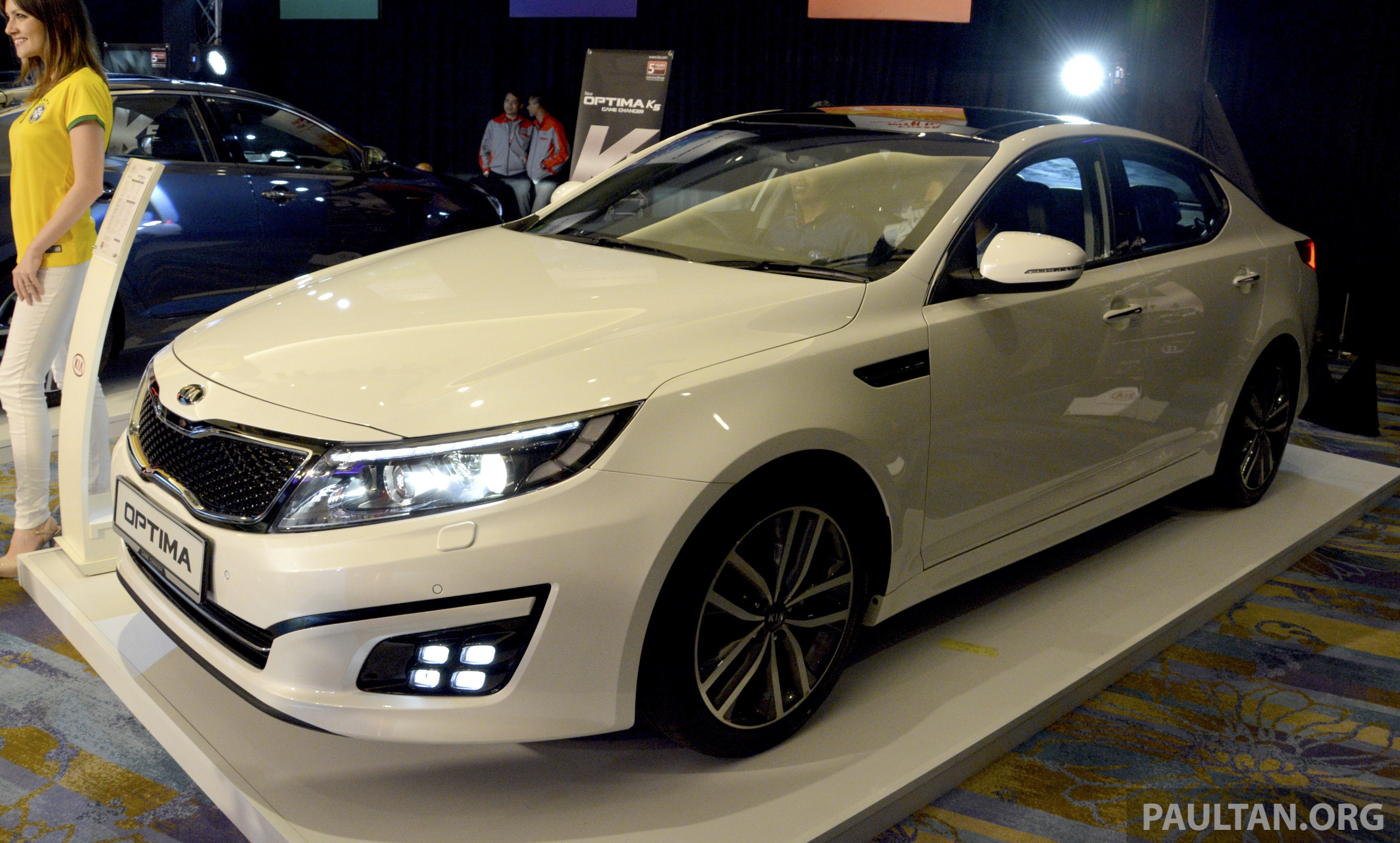 Kia Optima K5 facelift officially launched – RM149,888 ...