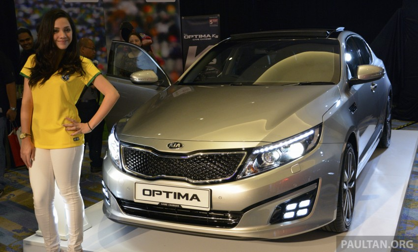 Kia Optima K5 facelift officially launched – RM149,888 Image #222556