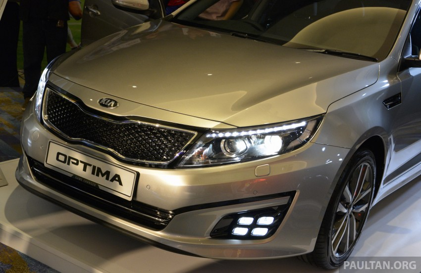 Kia Optima K5 facelift officially launched – RM149,888 Image #222558
