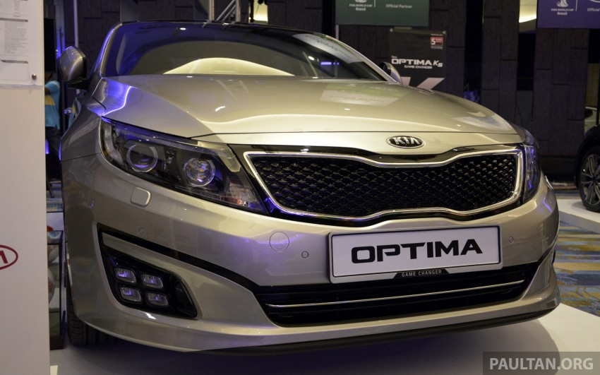Kia Optima K5 facelift officially launched – RM149,888 Image #222627