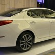 Kia Optima K5 FL 24