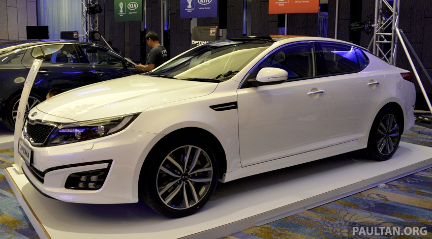 Kia Optima K5 facelift officially launched – RM149,888 Image #222633
