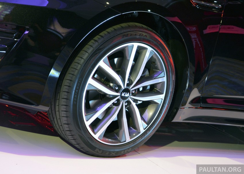 Kia Optima K5 facelift officially launched – RM149,888 Image #222459