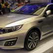 Kia Optima K5 FL 30