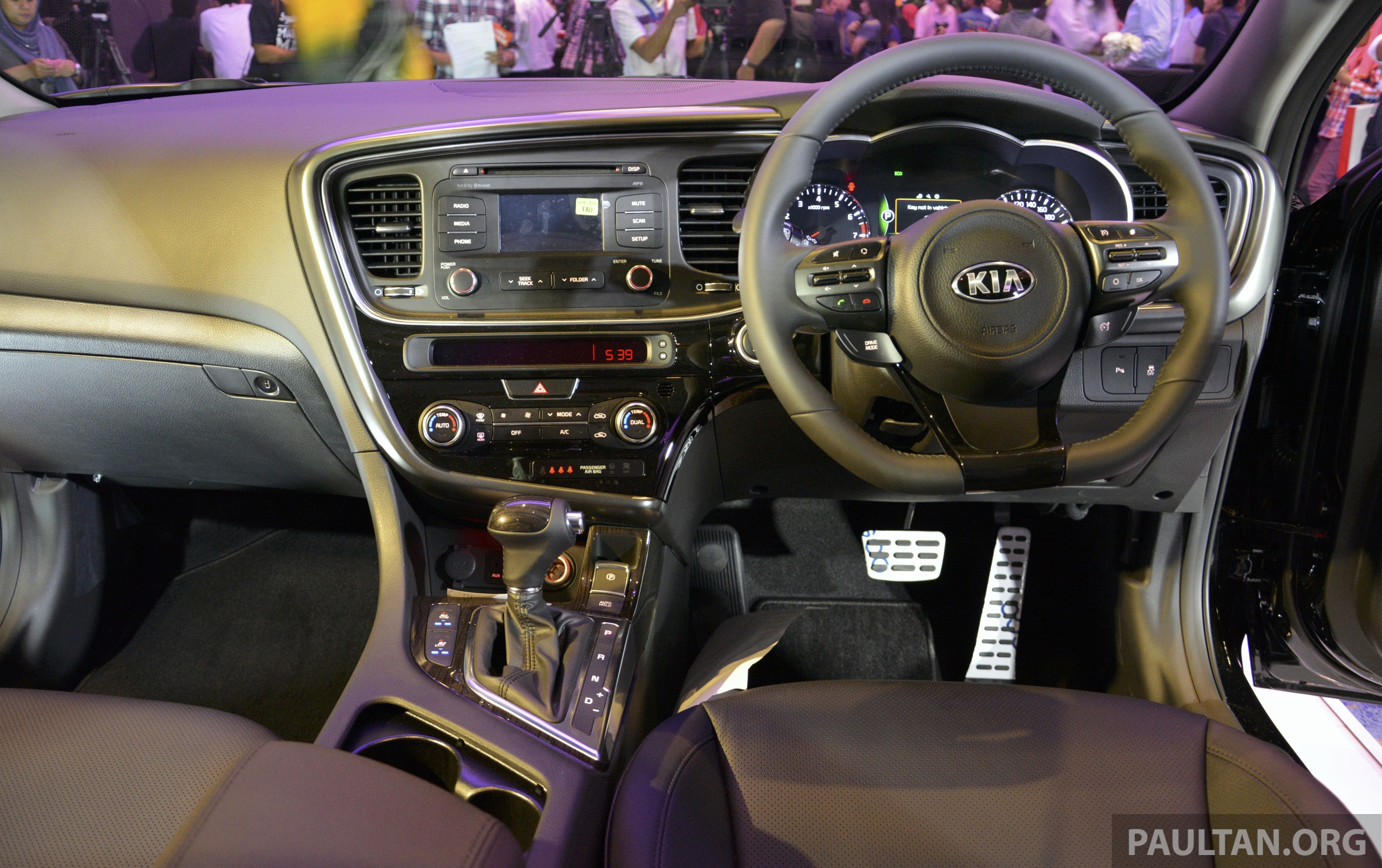 Kia Optima K5 Facelift Officially Launched U2013 RM149,888 Image #222481