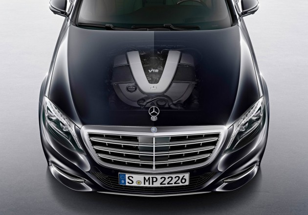 Mercedes-Benz S600-01