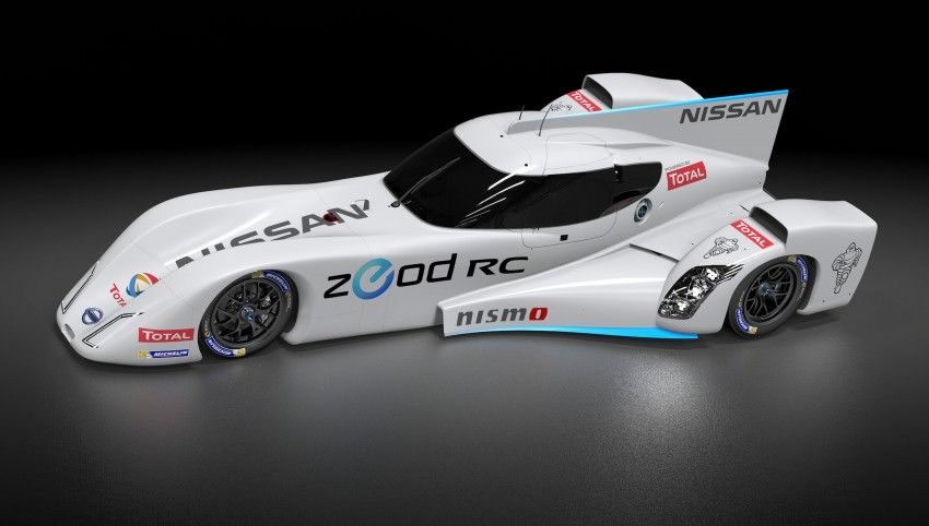 Nissan unveils new 1.5 litre race engine with 400 hp Image #224880