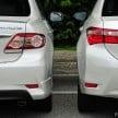 Old_new_2014_Toyota_Corolla_Altis_compared_ 008