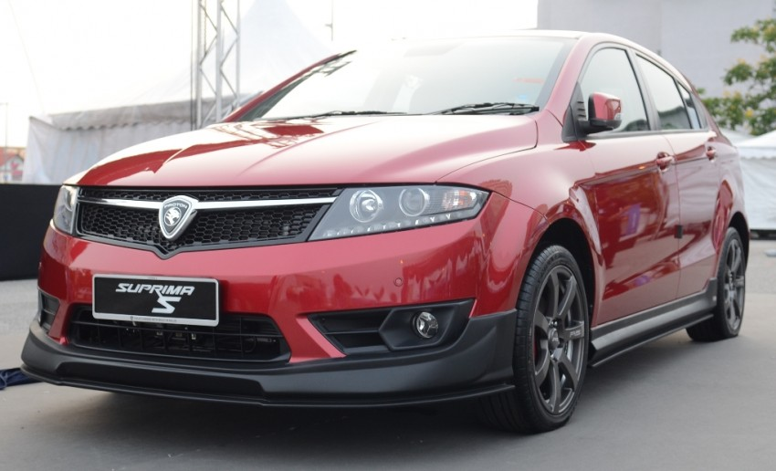 Proton Suprima S Super Premium launched – RM88k Image #222853