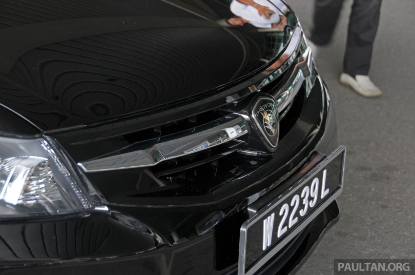 GALLERY: New Proton Perdana 2.4P in detail Image #221585