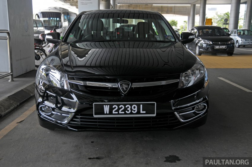 GALLERY: New Proton Perdana 2.4P in detail Image #221584