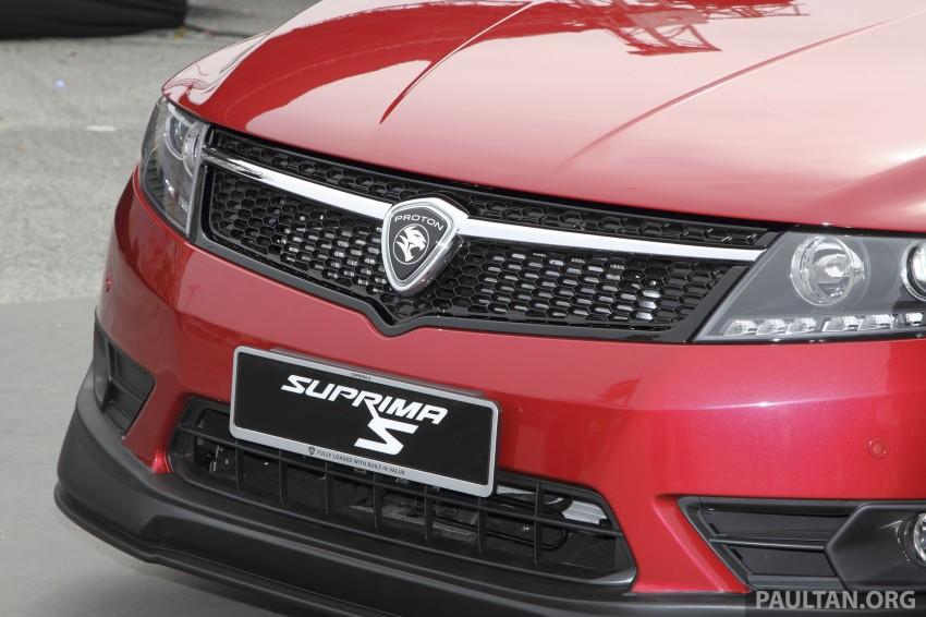 Proton Suprima S Super Premium launched – RM88k Image #222744