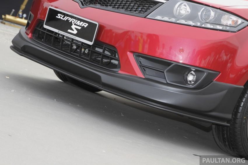 Proton Suprima S Super Premium launched – RM88k Image #222747