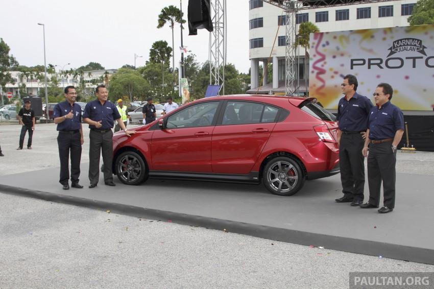 Proton Suprima S Super Premium launched – RM88k Image #222748