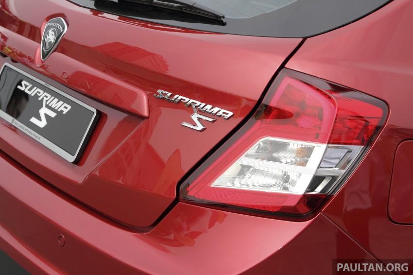 Proton Suprima S Super Premium launched – RM88k Image #222754