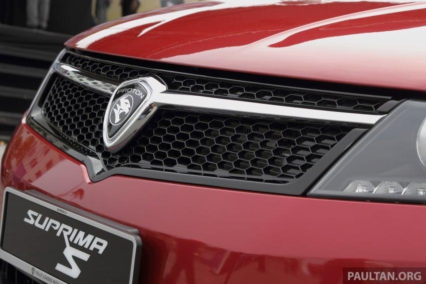Proton Suprima S Super Premium launched – RM88k Image #222761