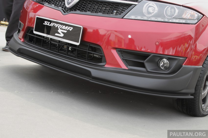 Proton Suprima S Super Premium launched – RM88k Image #222762
