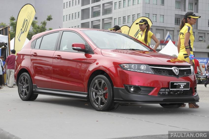 Proton Suprima S Super Premium launched – RM88k Image #222766