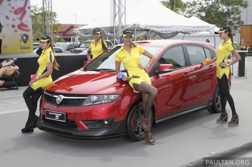 Proton Suprima S Super Premium launched – RM88k Image #222768