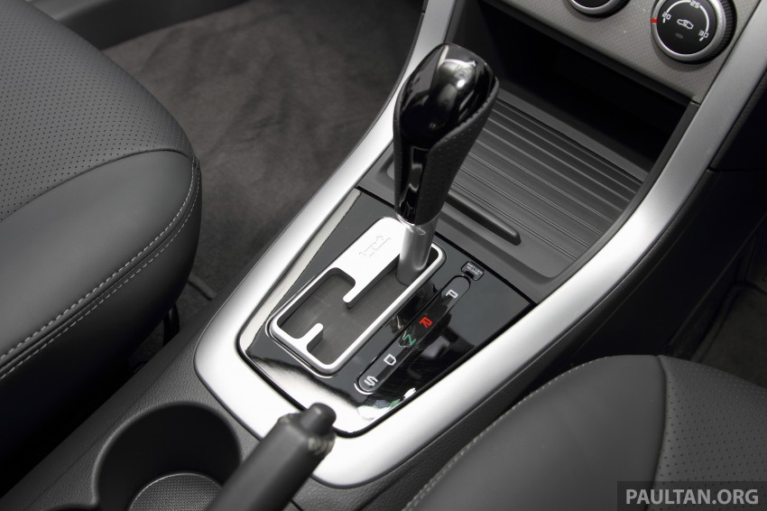 Proton Suprima S Super Premium launched – RM88k Image #222777