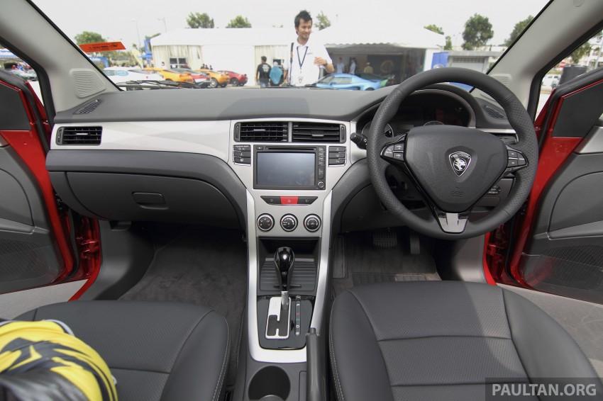 Proton Suprima S Super Premium launched – RM88k Image #222791