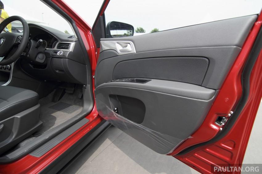 Proton Suprima S Super Premium launched – RM88k Image #222793
