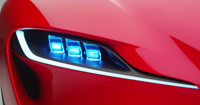 Toyota FT-1 concept shocks Detroit – the next Supra? Image #221977