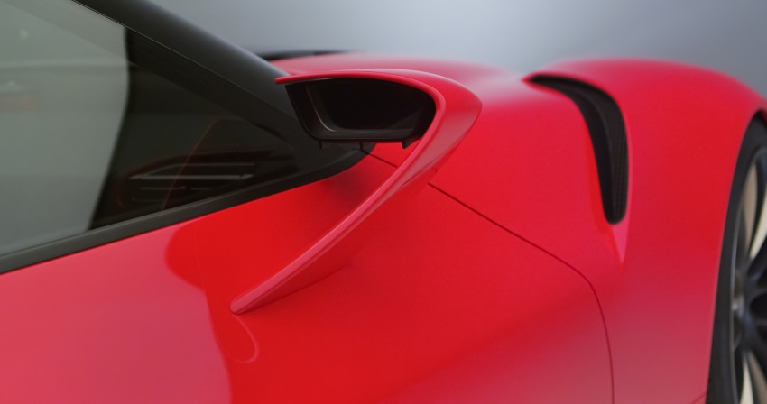 Toyota FT-1 concept shocks Detroit – the next Supra? Image #221980