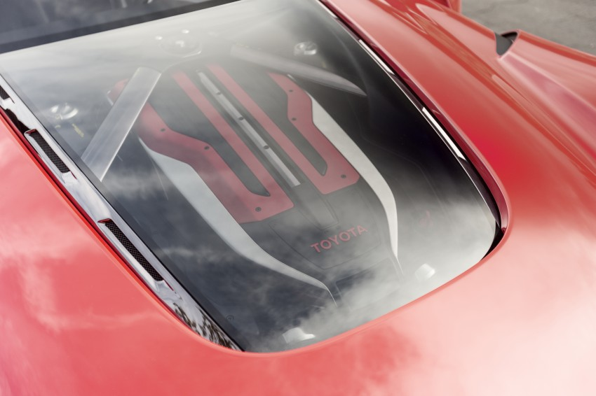 Toyota FT-1 concept shocks Detroit – the next Supra? Image #221981