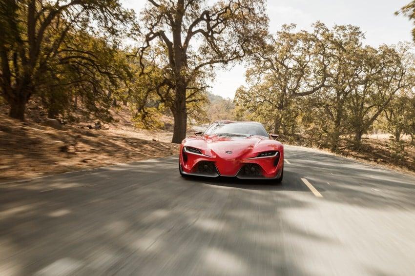 Toyota FT-1 concept shocks Detroit – the next Supra? Image #221994