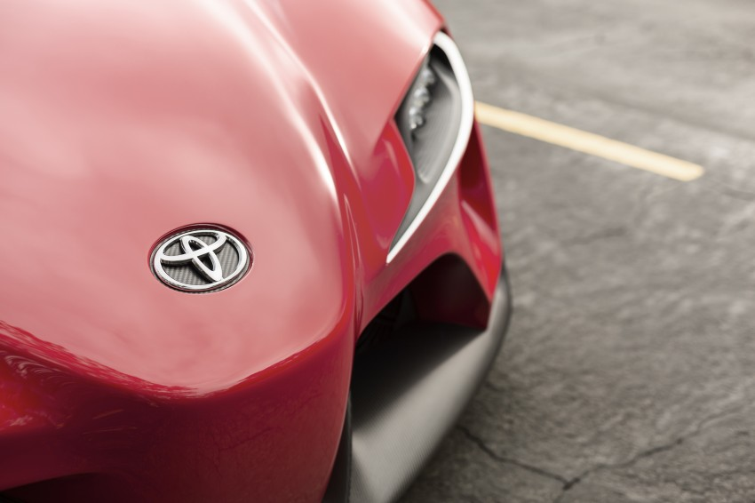 Toyota FT-1 concept shocks Detroit – the next Supra? Image #221996
