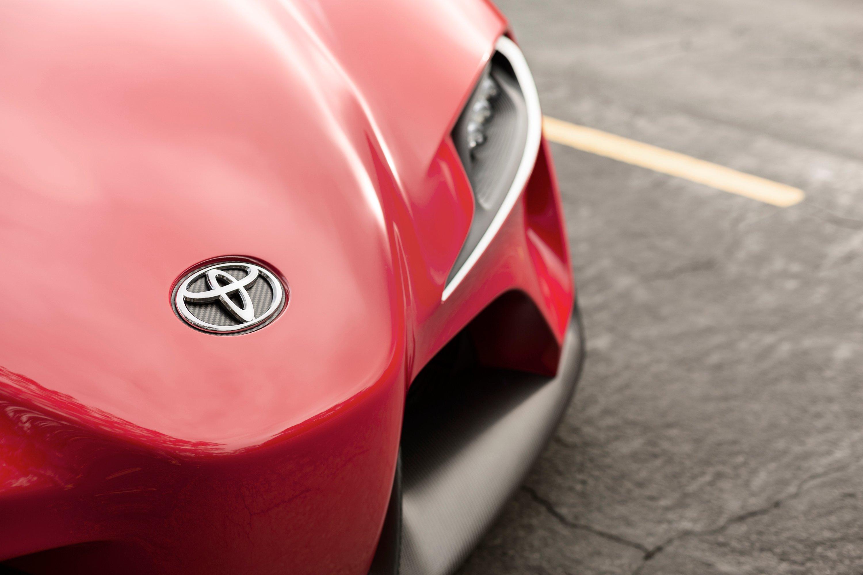 Toyota Ft 1 Concept Shocks Detroit The Next Supra Paul