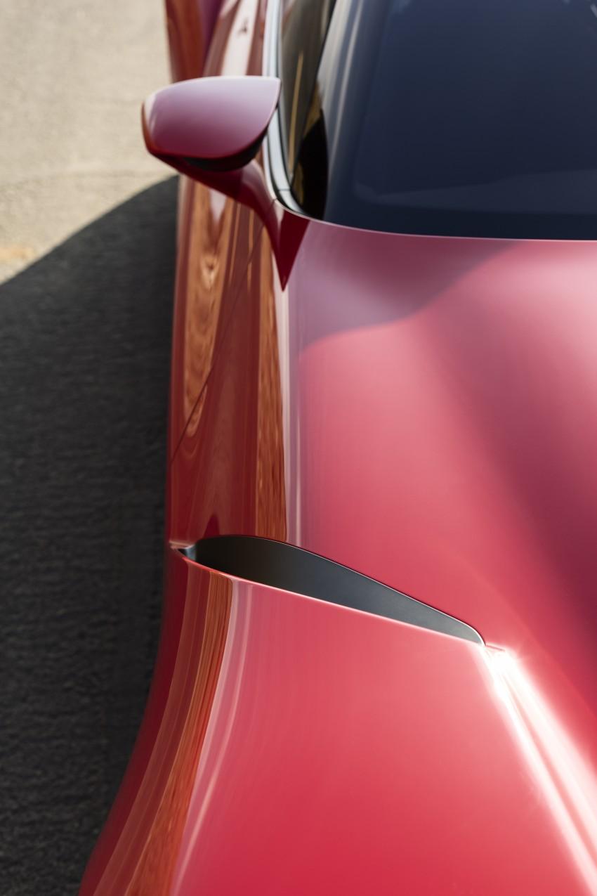 Toyota FT-1 concept shocks Detroit – the next Supra? Image #221998