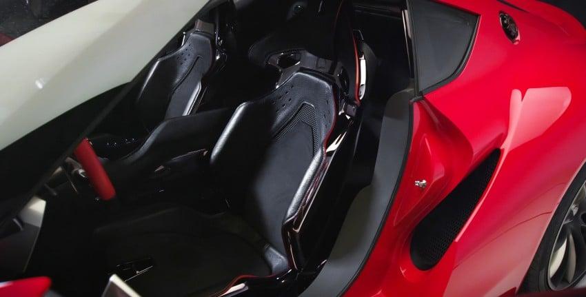 Toyota FT-1 concept shocks Detroit – the next Supra? Image #221961