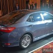 Toyota Corolla Altis launch-22