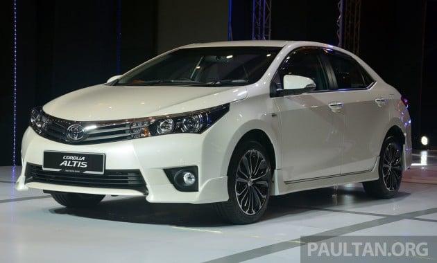 Toyota Corolla Altis launch-29