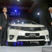 Toyota Corolla Altis launch-4