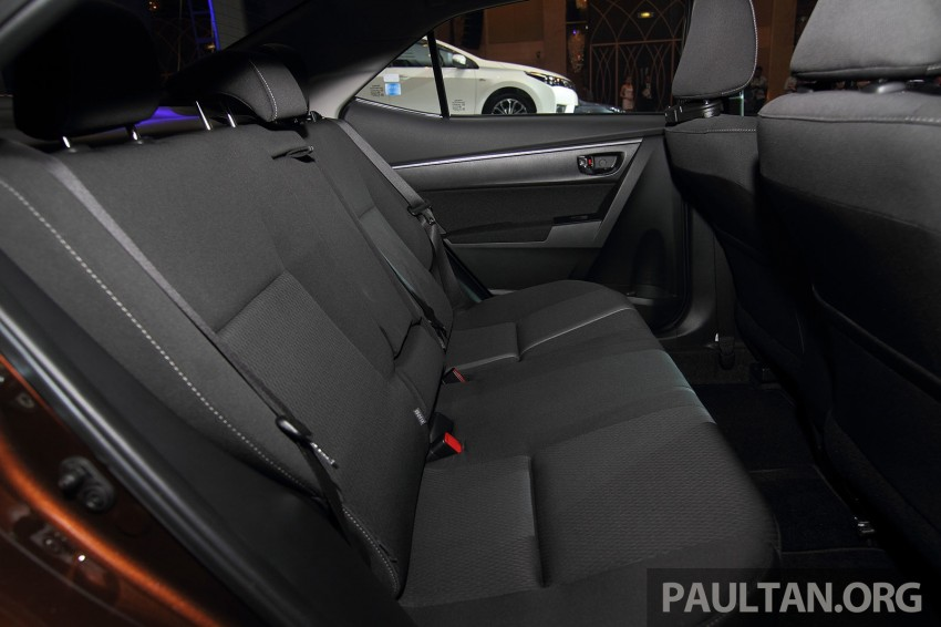 2014 Toyota Corolla Altis officially launched Image #223147